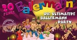 20 Jahre Ballermann: Die Ultimative Ballermann Party
