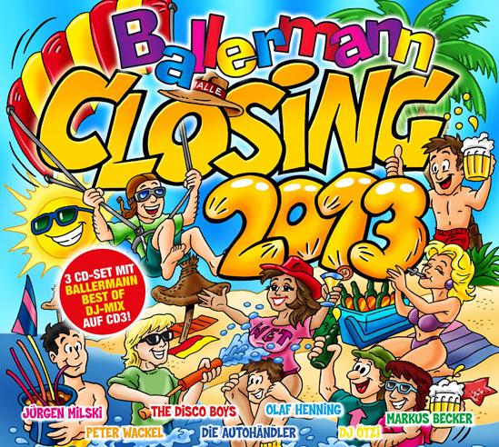 Saison-Ende: BALLERMANN CLOSING 2013