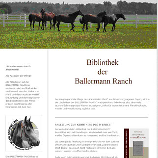 """BALLERMANN RANCH Vervollständigt """"seine"""" Bibliothek – Band 25 Erschienen!"""