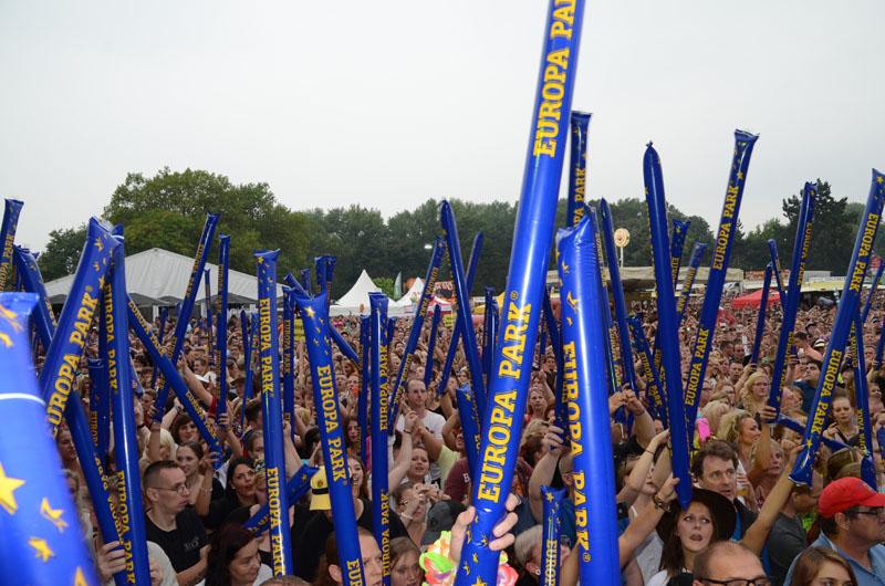 Ballermann-Radio War Beim Finale Des Olé-Party-Sommers 2013 In Dortmund Mit Dabei