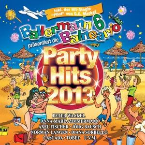 BALLERMANN PARTY-HITS 2013