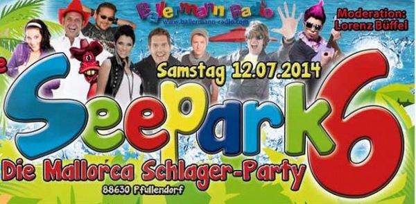 Ballermann Radio On Tour – Seepark 6 – Das Festival