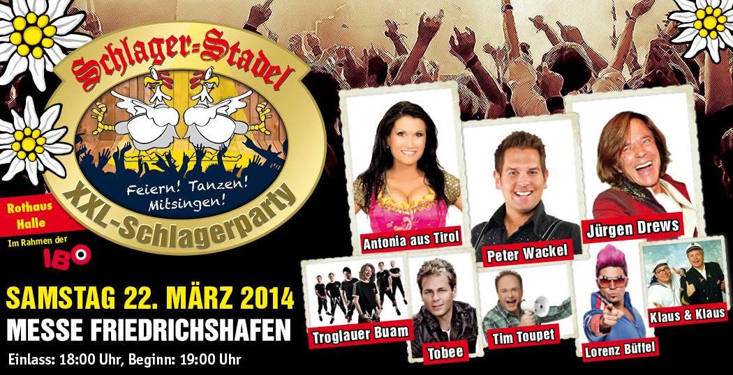 Ballermann Radio On Tour Beim Schlager-Stadel In Friedrichshafen