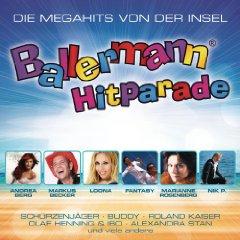 Ballermann Hitparade, Die Party CD