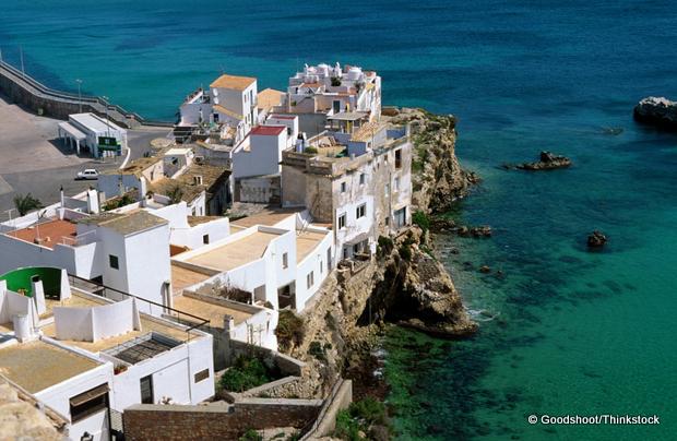 Inselhopping Auf Den Balearen – Erholung Auf Mallorcas Kleiner Schwester Ibiza