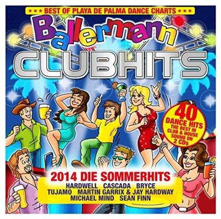 Ballermann Clubhits 2014 – Best Of Playa De Palma Dance Charts!