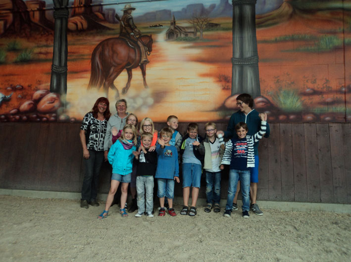 """Kinderhort """"Mullewapp"""" Auf Der Ballermann Ranch"""