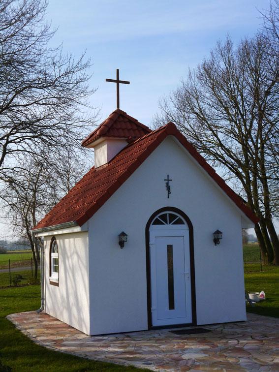 Turmkreuz Für St. Leonhard Kapelle