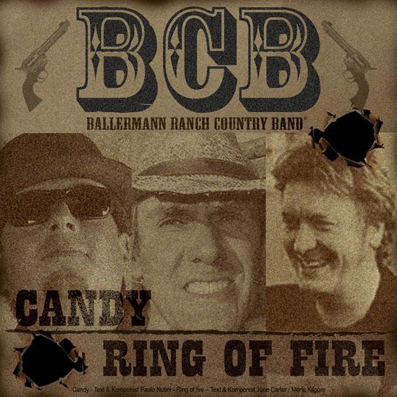 BCB – BALLERMANN RANCH COUNTRY BAND – Erste VÖs Online…