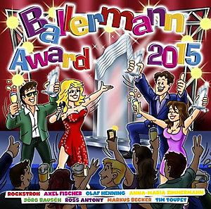 Das Album Zum Ballermann Award 2015