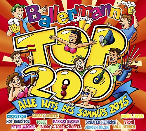 ALLE HITS DES SOMMERS 2015