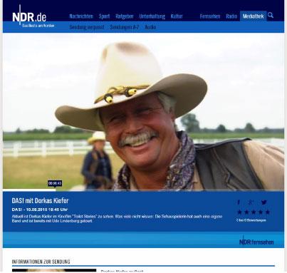 NDR Am 10.08. – DAS! – Thema: Marke Ballermann
