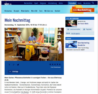 Auf´n Schnack – Ballermann Zu Gast Beim NDR