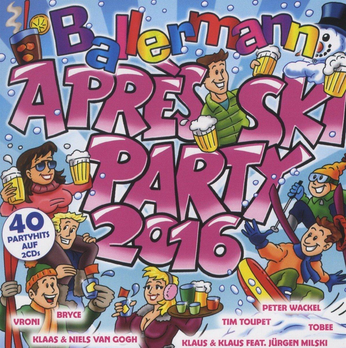 Aprés Ski Party 2016
