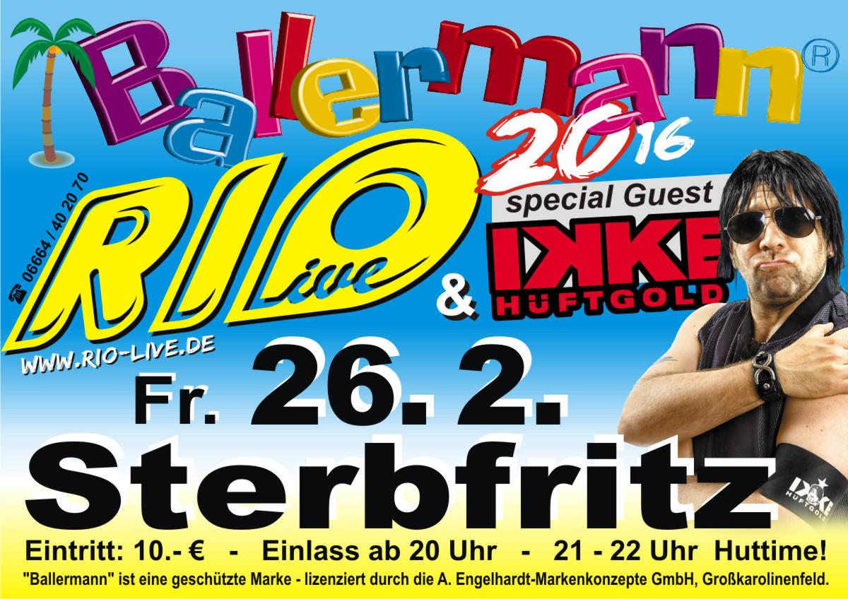 20. Ballermann-Kultparty In Sterbfritz