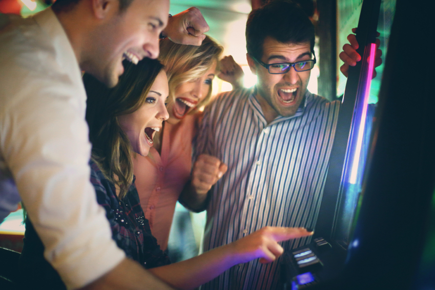 Der Partyspaß Casinobesuch