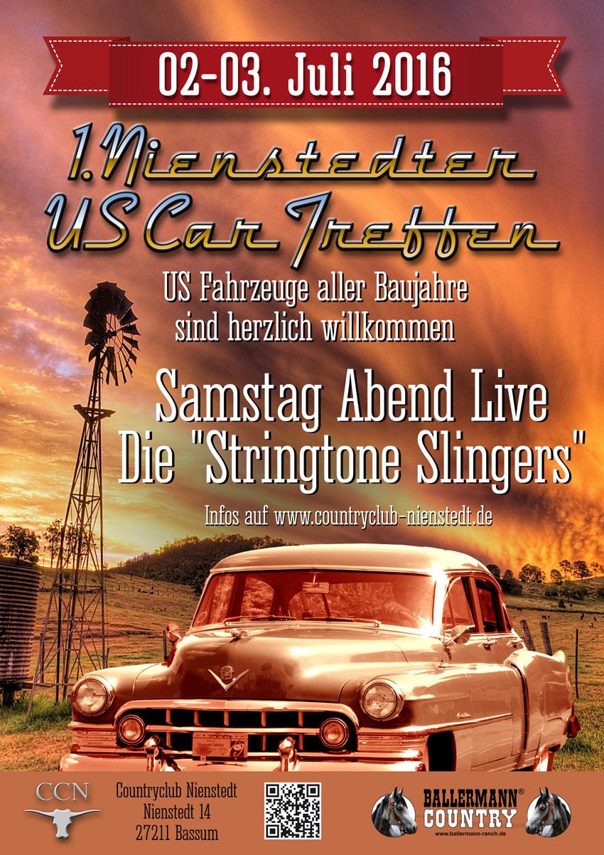 US CAR TREFFEN In Nienstedt