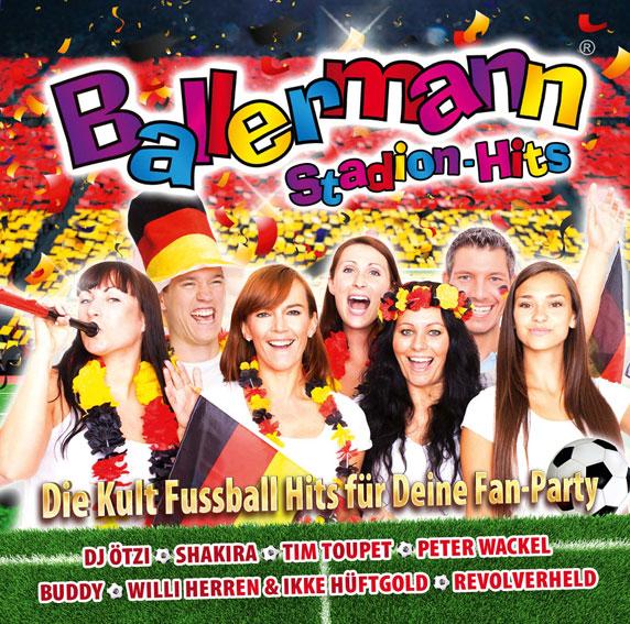 BALLERMANN STADION-HITS Bei REWE