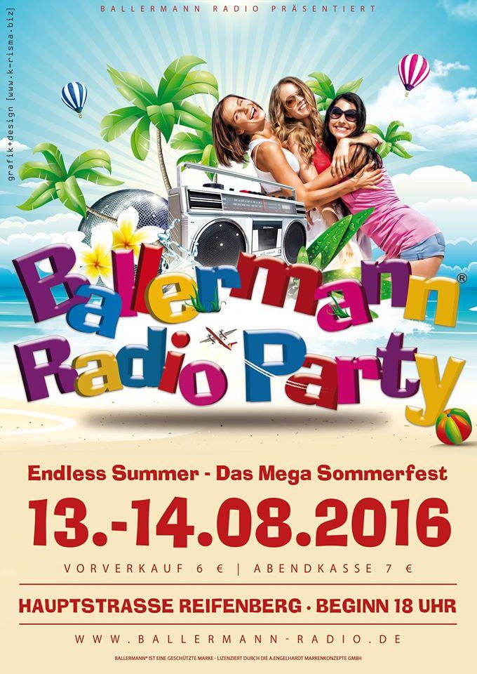"""Endless Summer"" In Reifenberg"