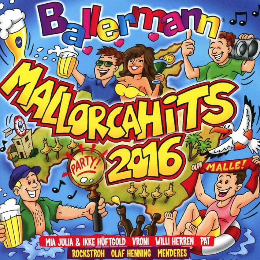 Ballermann Mallorca-Hits 2016