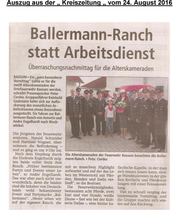 Kreiszeitung 24.08.2016