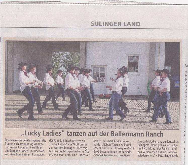 Kreiszeitung Sulingen, 10.08.2016