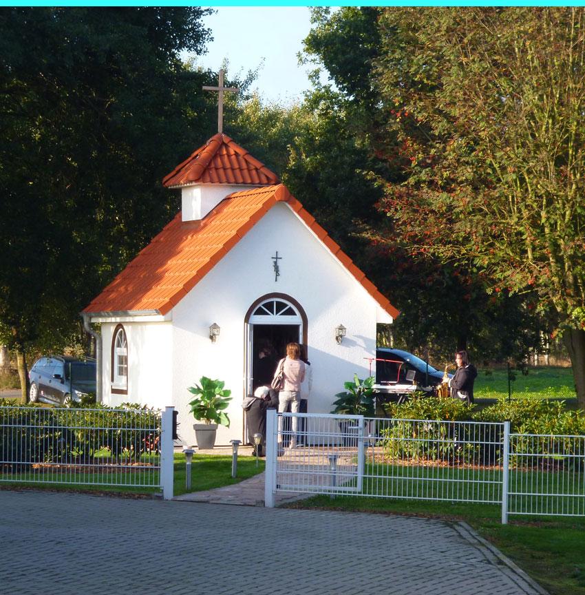 St. Leonhard Kapelle Blockwinkel - Ballermann Ranch,