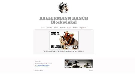 Neue Website Für Die Ballermann Ranch