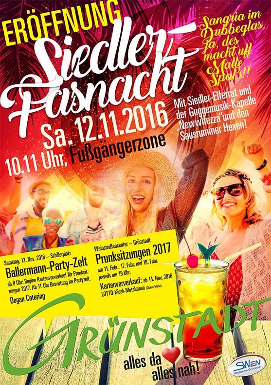 Ballermann-Party-Zelt