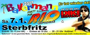 Ballermann Party in Sterbfritz