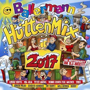 Ballermann Hüttenmix 2017