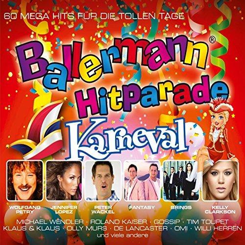 BALLERMANN Hitparade Karneval - SONY MUSIC