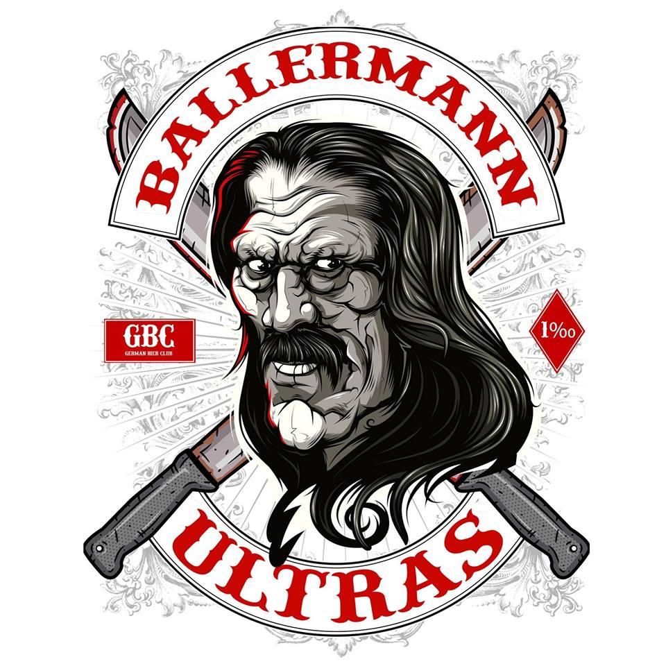BALLERMANN ULTRAS – Hart Am Glas!