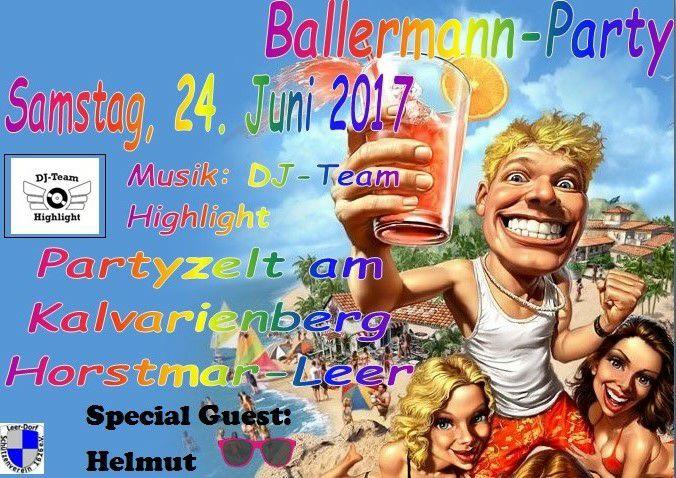 Ballermann Party – OFFICIAL!