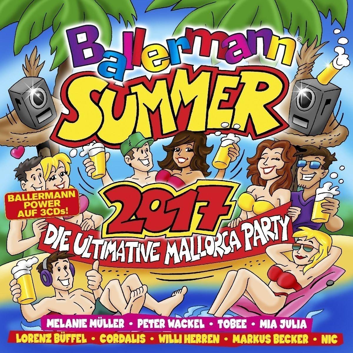 Ballermann Summer 2017