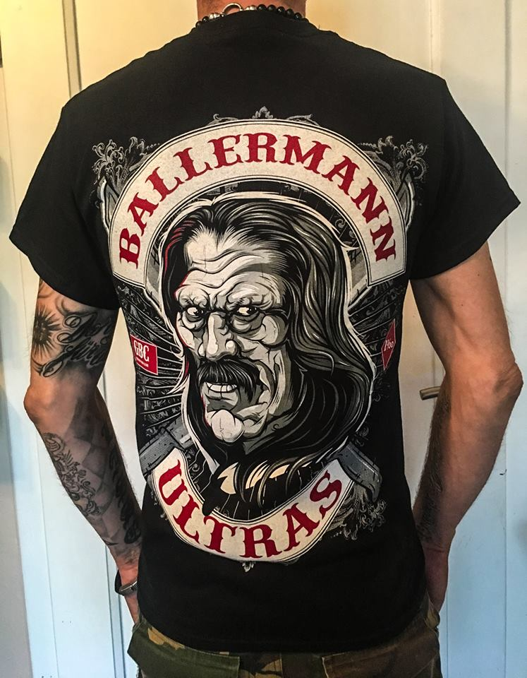 BALLERMANN ULTRAS - KUTTEN-SHIRT