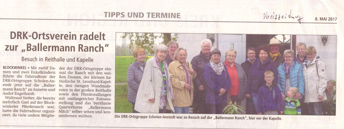 Kreiszeitung Sulingen - 08.05.2017