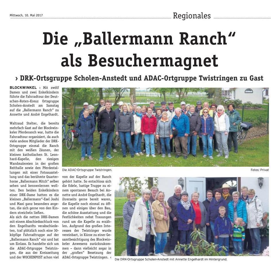 Die Wochenpost (Landkreis Diepholz) - 10.05.2017