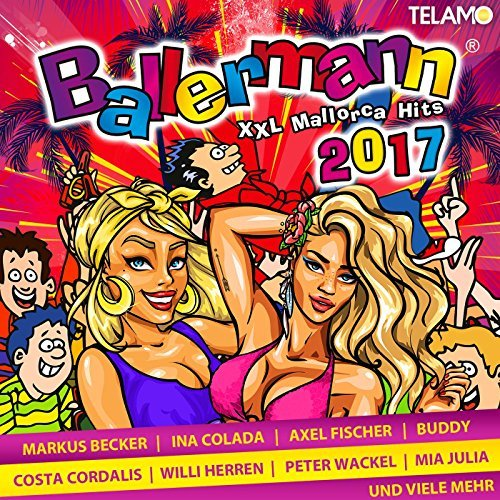 BALLERMANN 2017 – Das CD-Flaggschiff!