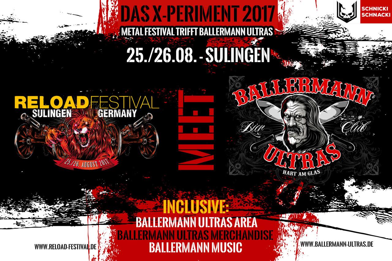 Metal Trifft Ballermann