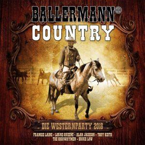 Ballermann Country 2018 Andre Engelhardt und Ballermann Mitch erhältlich ab 24.11.2017