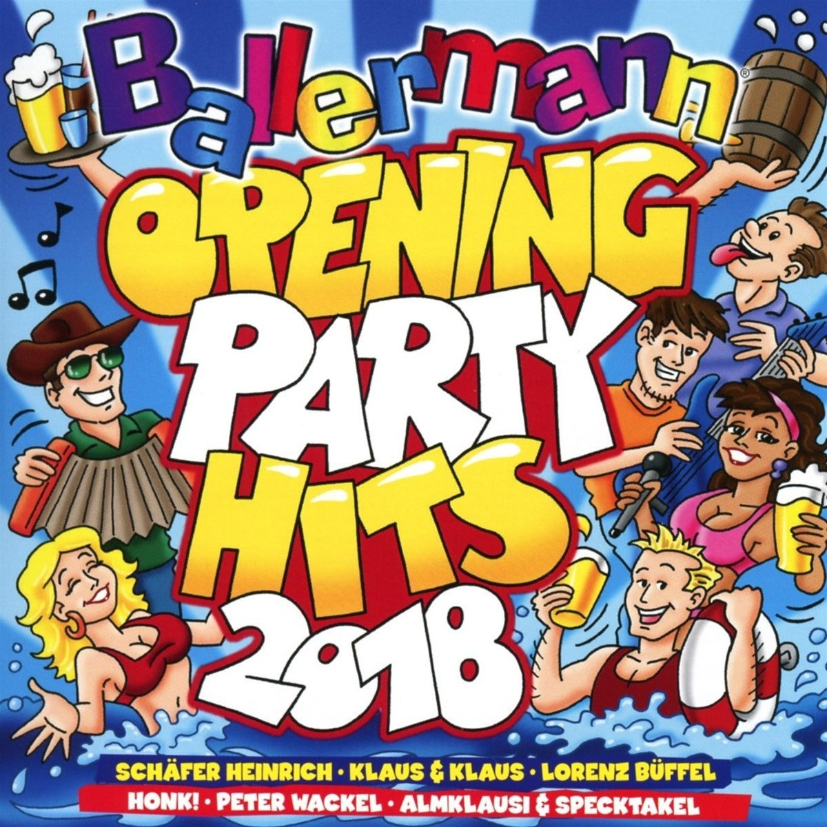 BALLERMANN OPENING PARTYHITS 2018