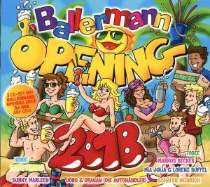 "Das Original ""BALLERMANN OPENING 2018"""