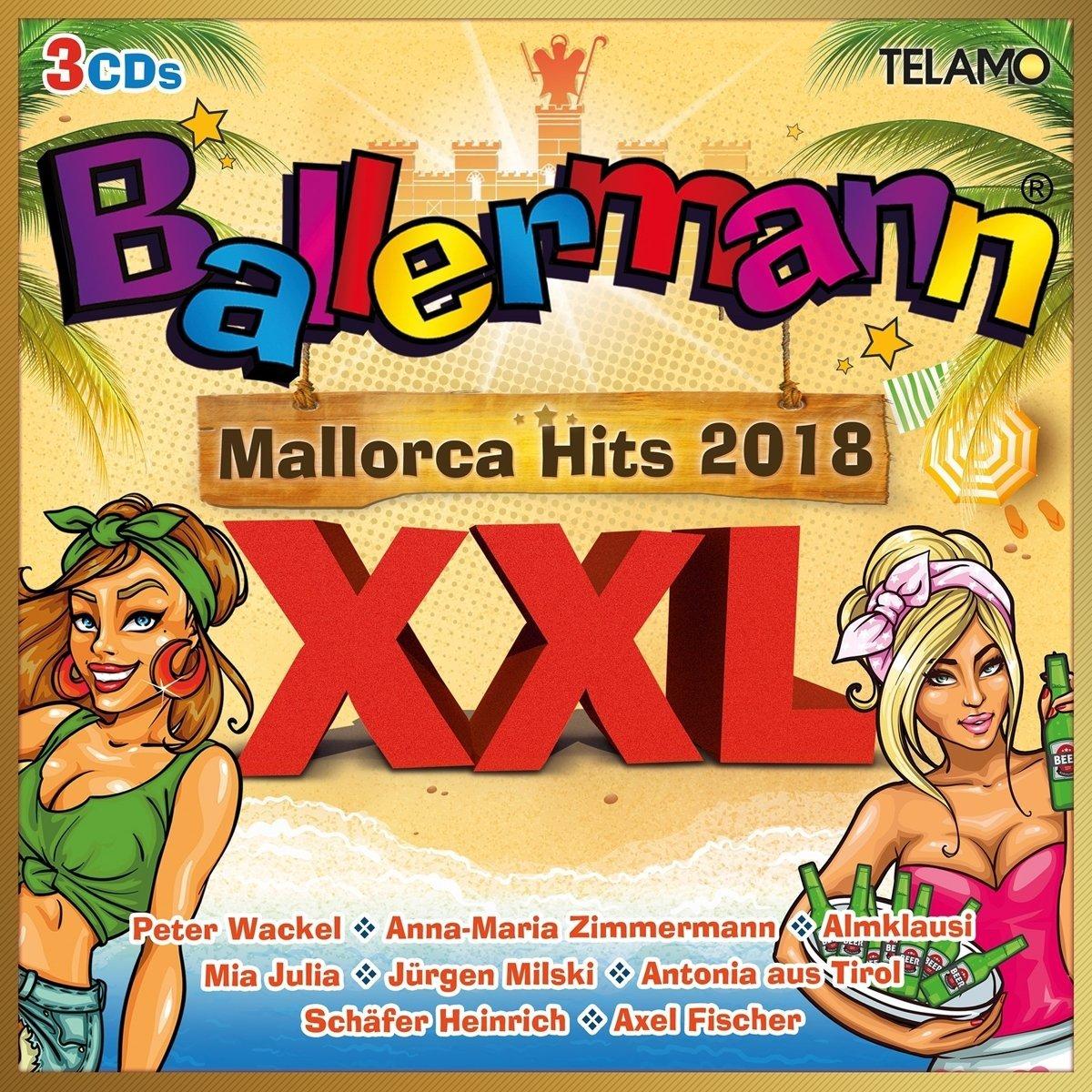 BALLERMANN XXL – Mallorca-Hits 2018