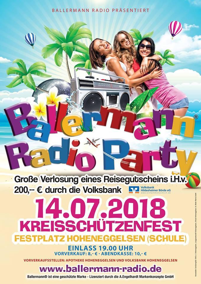 Kreisschützenfest Hoheneggelsen