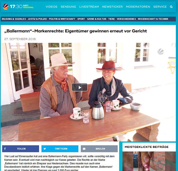 Ballermann: OLG München Hat Entschieden!