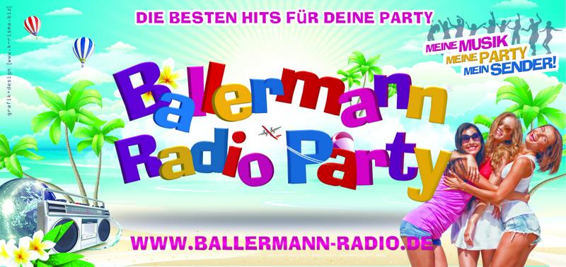 Das Original In Neuem Outfit: Ballermann® Radio Hat Neue Partybühne Kreiert