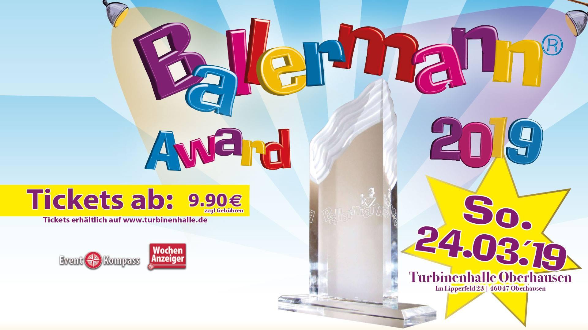 BALLERMANNs PARTY-OSCAR