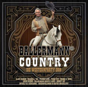 Ballermann Country 2019 Cover: BALLERMANN MITCH und André Engelhardt
