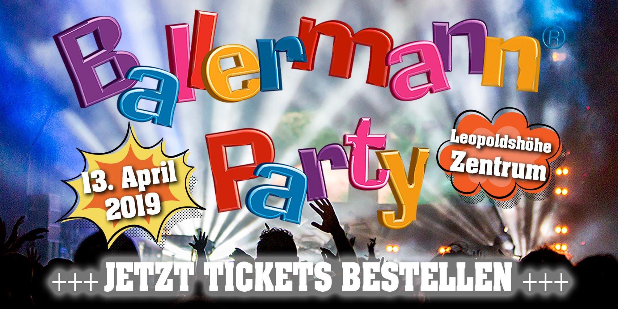 LeoEvent: Ballermann Party